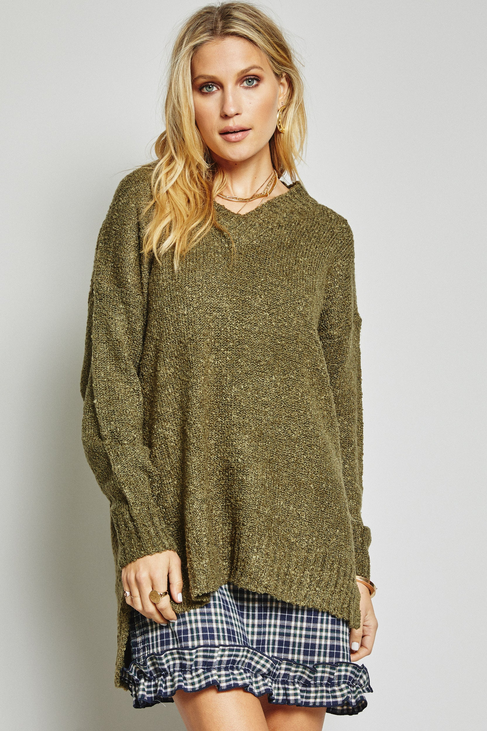 Desert Tribe Sweater