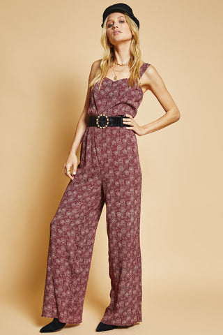 Escape To Paris Jumpsuit
