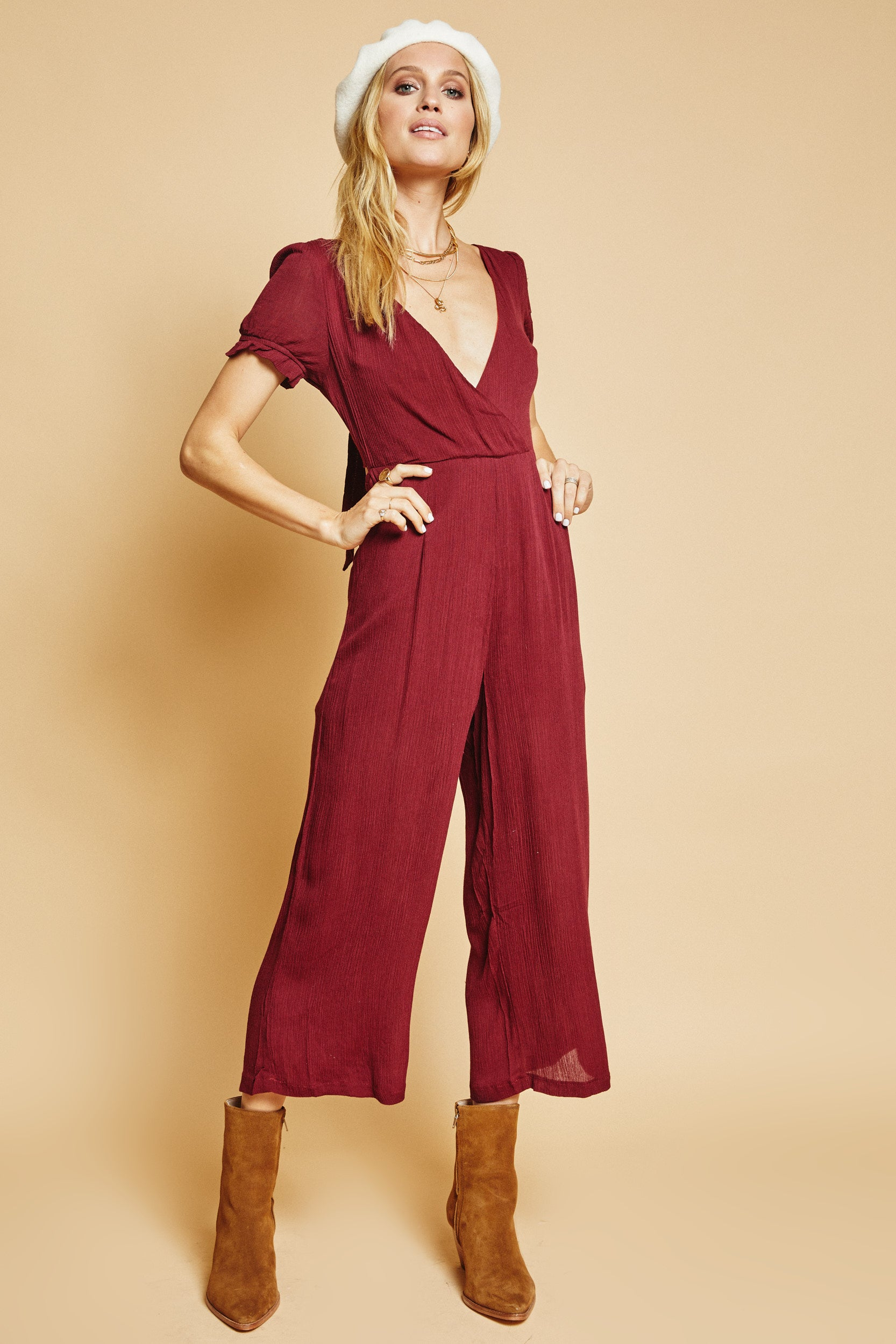 Nightcap Jumpsuit