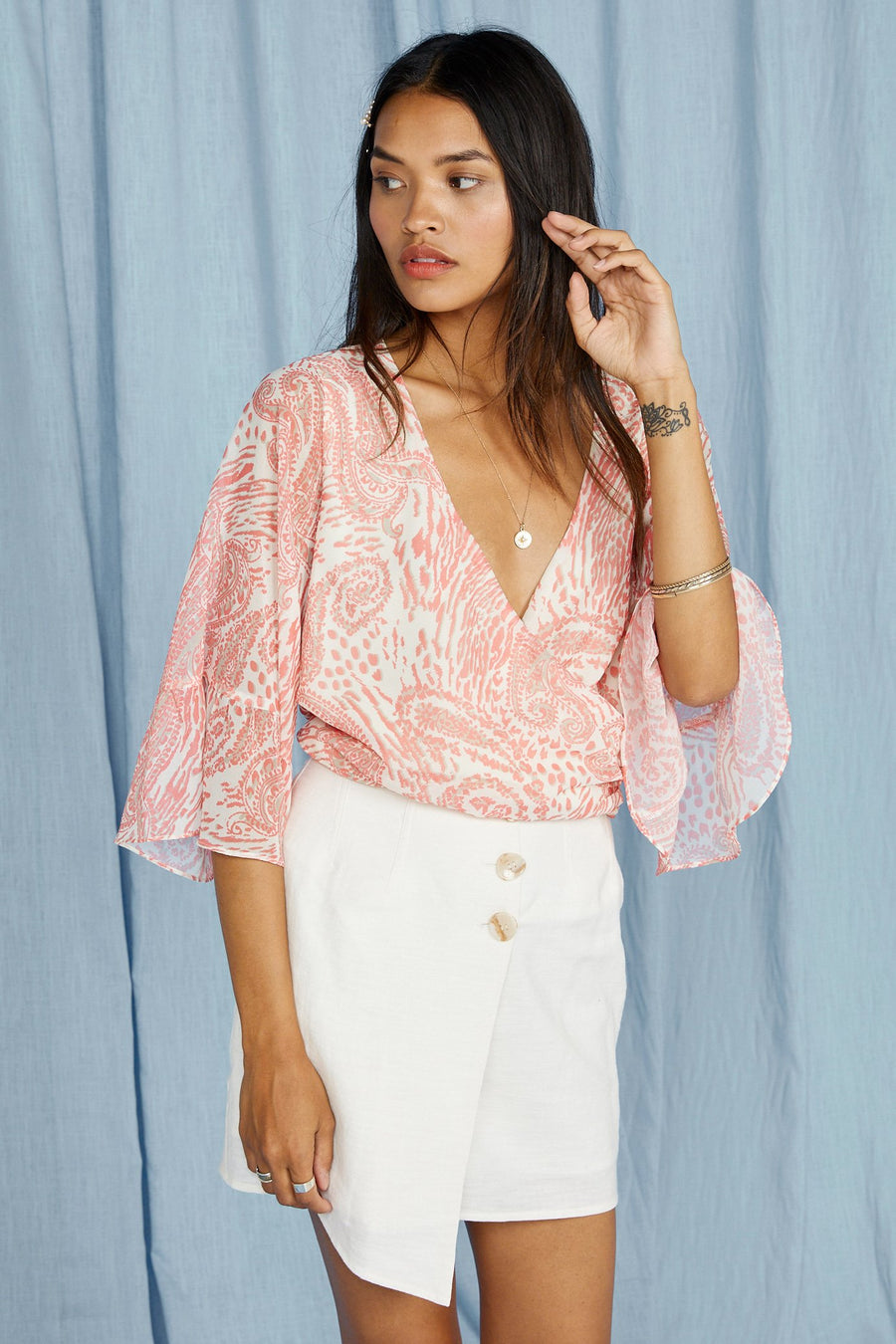 Desert House Blouse