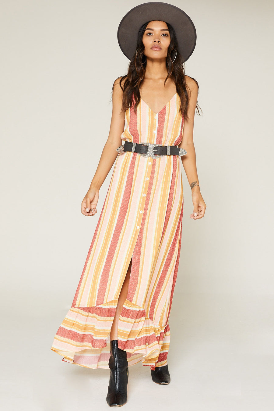 Kiss The Sun Maxi Dress