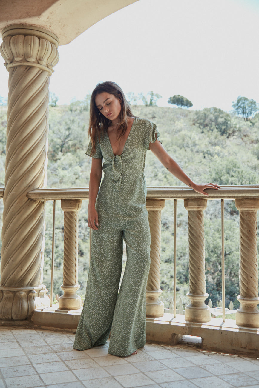 Keep Her Wild Jumpsuit