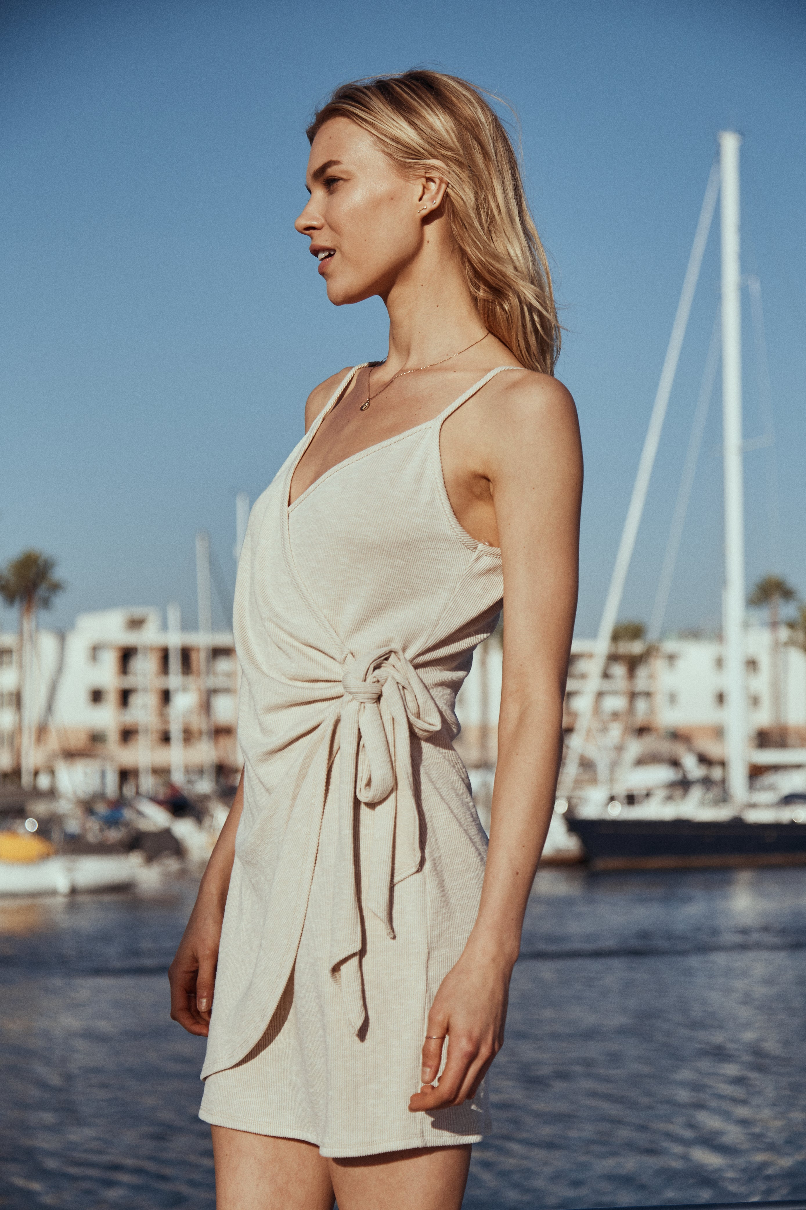 Carmel Wrap Dress