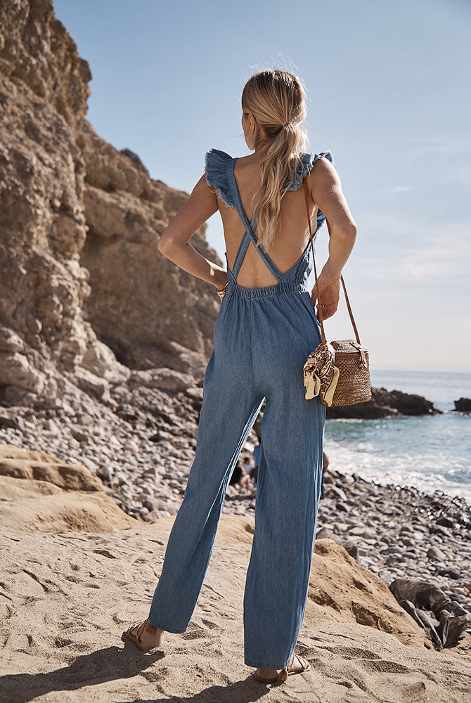 Blue Coast Jumpsuit