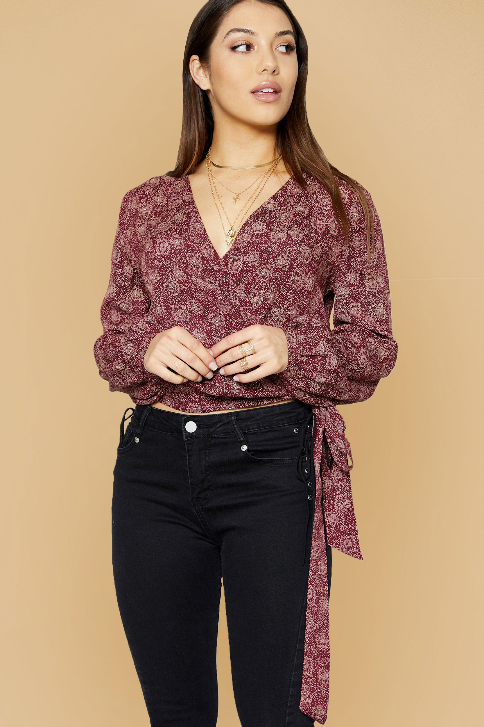 Escape To Paris Blouse