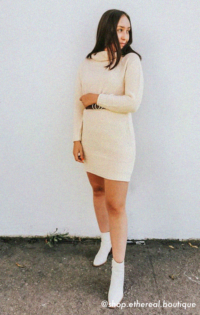 Cadence Sweater Dress
