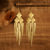 Charan earrings - Leo With Love