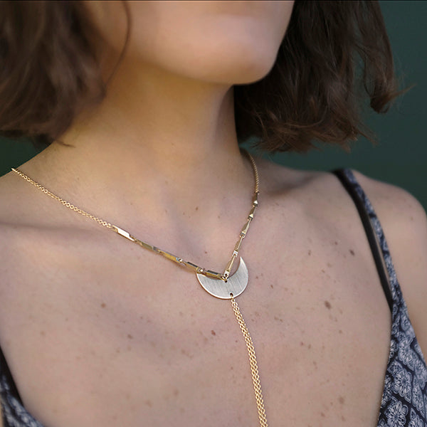 Raquel Necklace - Leo With Love