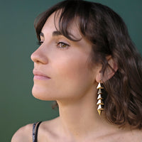 Olive Earrings - Leo With Love