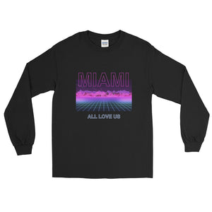 MIA Long Sleeve T-Shirt