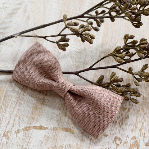 Dusty Pink Linen Classic