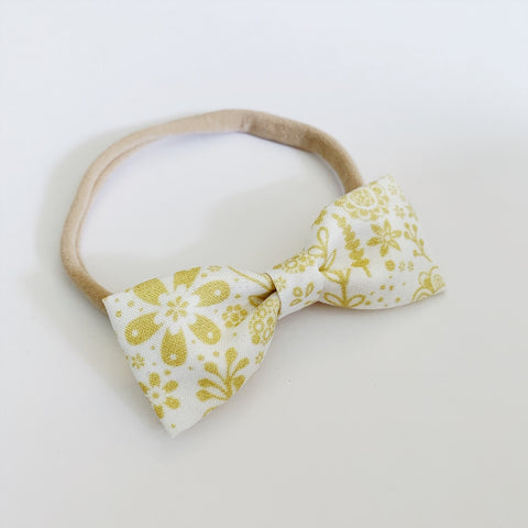 Ada Bow Tie - Ever Iris Designs