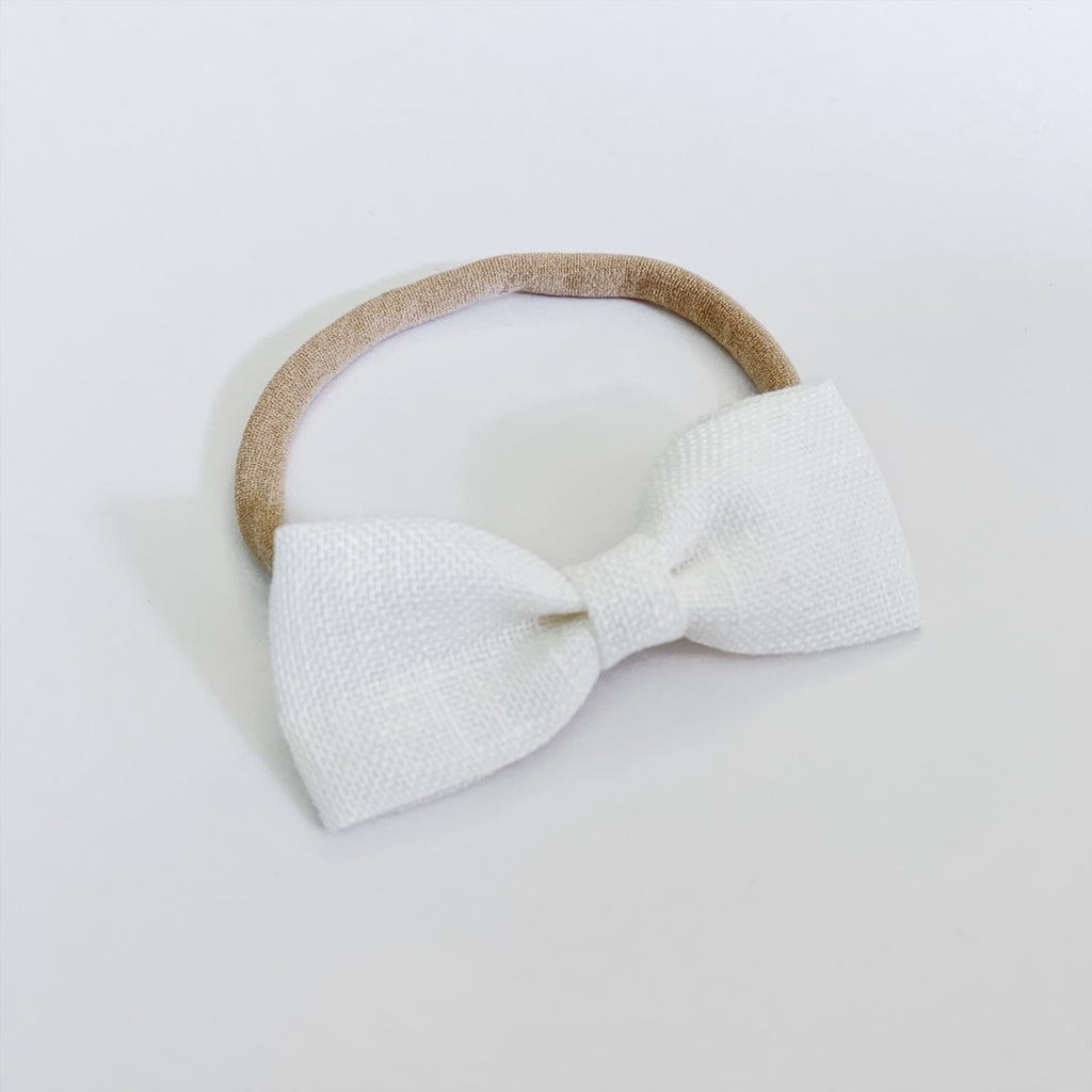 Angelica Bow Tie - Ever Iris Designs