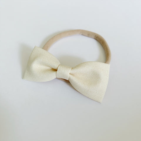 Apricot Bow Tie - Ever Iris Designs