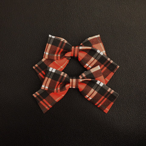 Mini School Girl Autumn Plaid