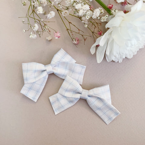 Mini School Girl Pastel Plaid