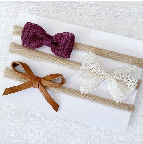 Orchid Bow Collection