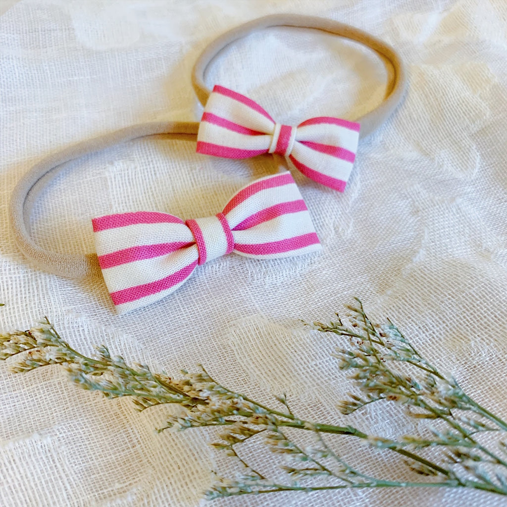Pink Stripe - Ever Iris Designs