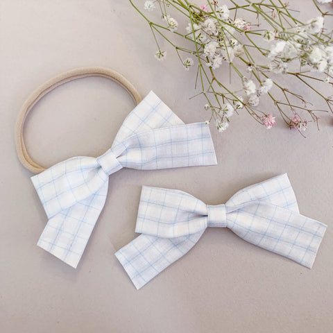 School Girl Pastel Plaid