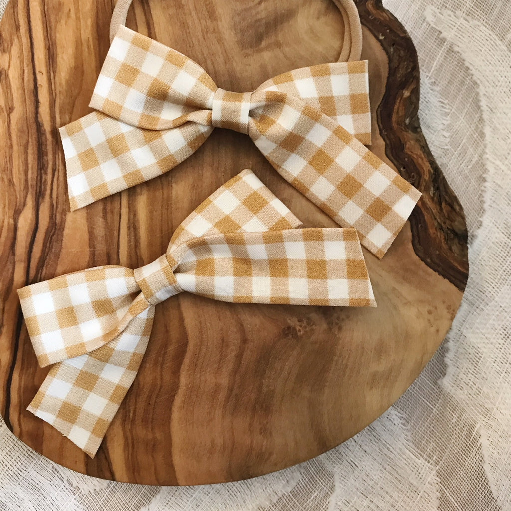 School Girl Butterscotch - Ever Iris Designs