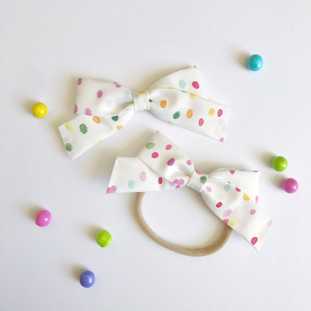 School Girl Polka Dot Party - Ever Iris Designs