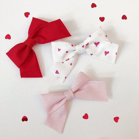 Valentine's Day Collection Mini School Girl - Ever Iris Designs