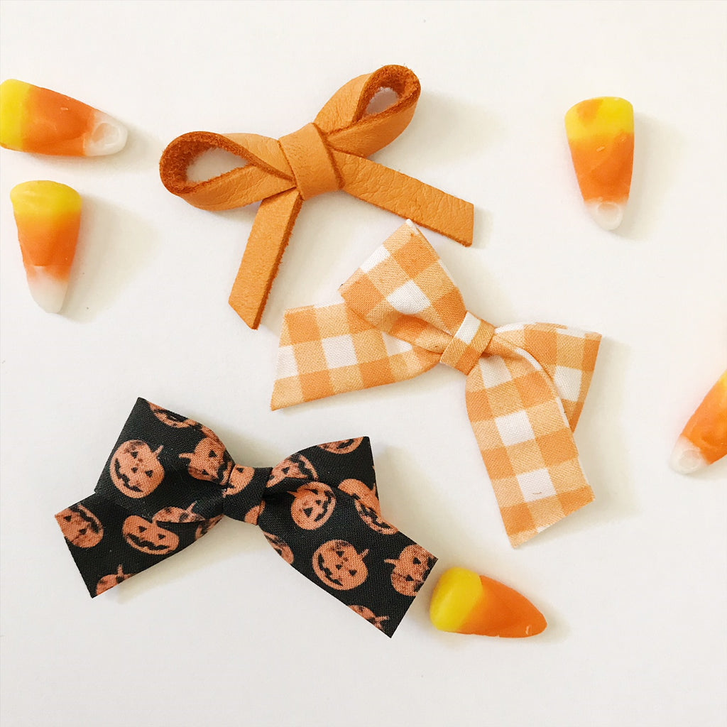 Halloween Bow Collection