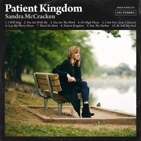 Sandra McCracken: Patient Kingdom Vinyl LP