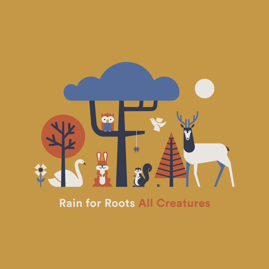 Rain For Roots: All Creatures CD