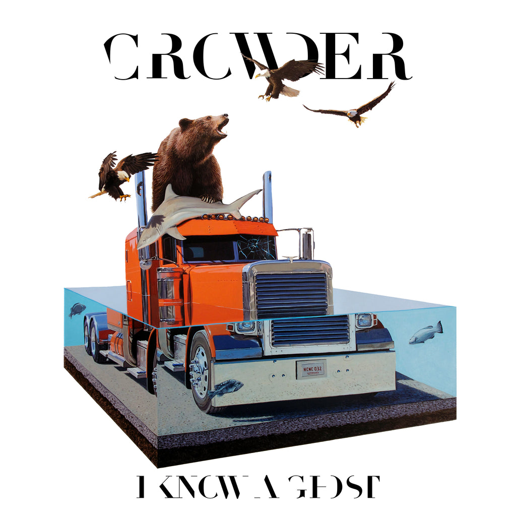 Crowder: I Know A Ghost Vinyl LP