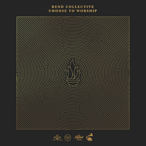 Rend Collective: Choose to Worship Vinyl LP