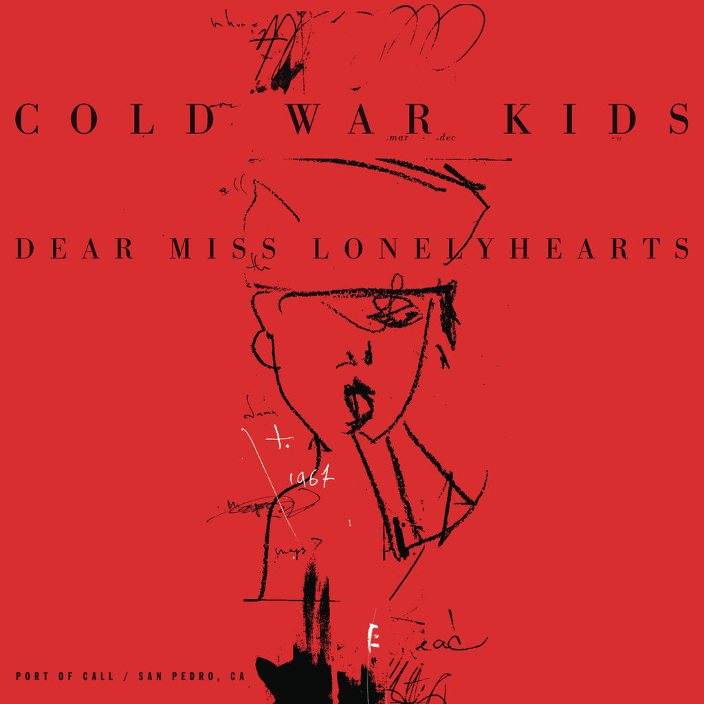 Cold War Kids: Dear Miss Lonelyhearts CD