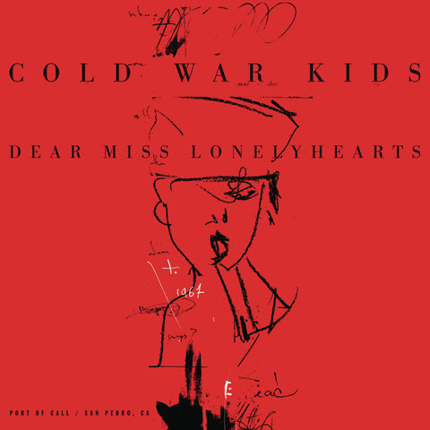 Cold War Kids: Dear Miss Lonelyhearts Vinyl LP