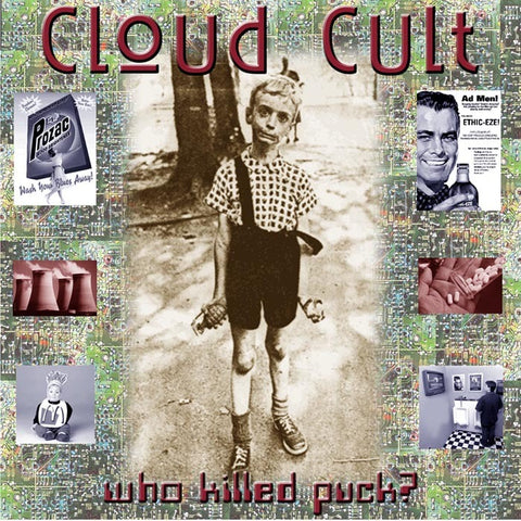 Cloud Cult: Who Killed Puck? CD