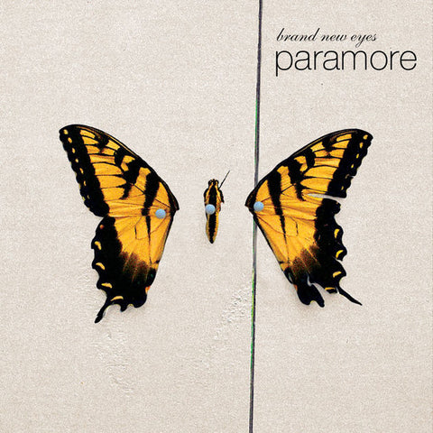 Paramore: Brand New Eyes CD