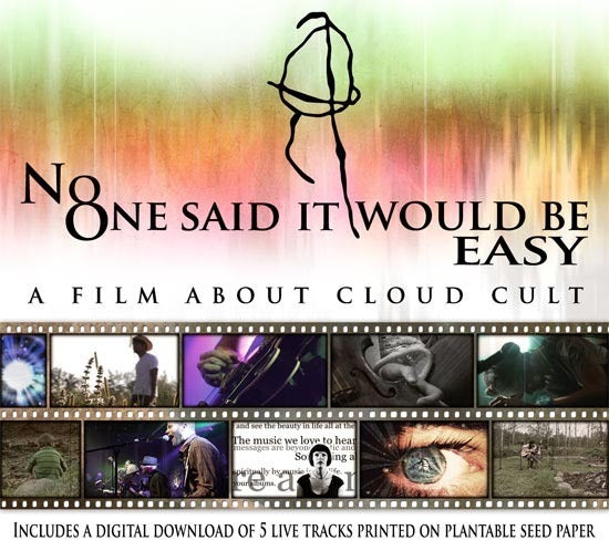 No One Said It Would Be Easy - A Film About Cloud Cult DVD