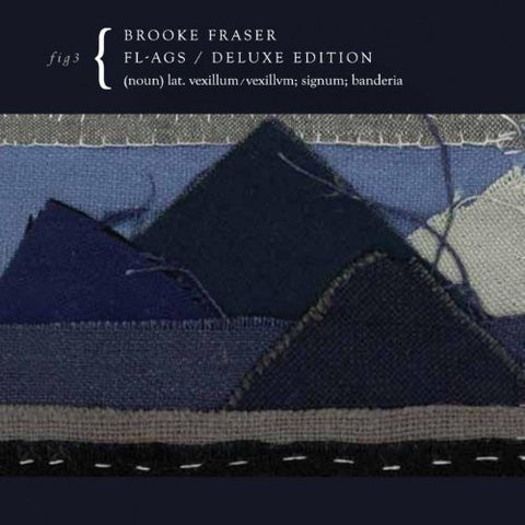 Brooke Fraser: Flags Deluxe CD/DVD