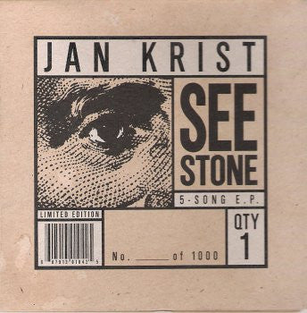 Jan Krist: See Stone Limited Edition EP