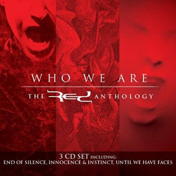 RED: Who We Are - The Red Anthology 3 CD Set