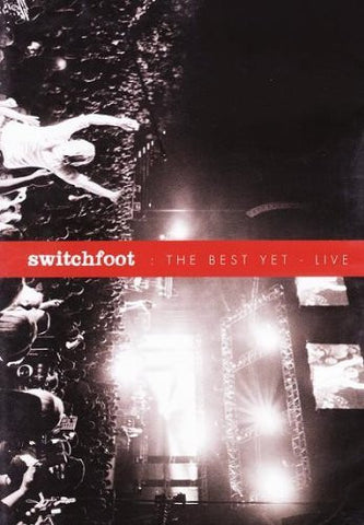 Switchfoot: The Best Yet - Live DVD