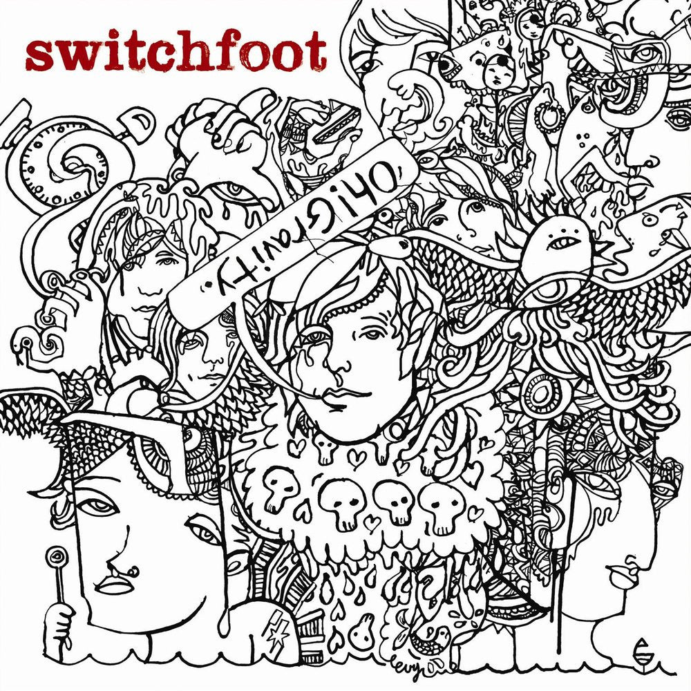 Switchfoot: Oh Gravity CD