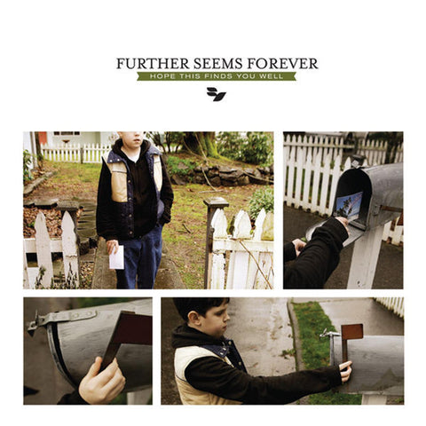 Further Seems Forever: Hope This Finds You Well CD