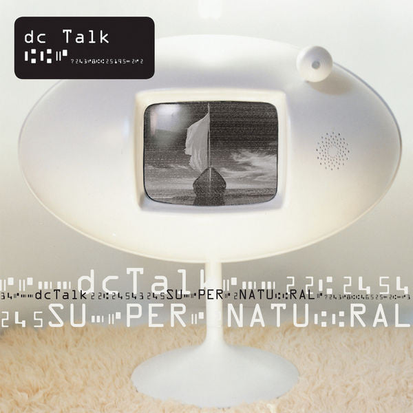 DC Talk: Supernatural Vinyl LP