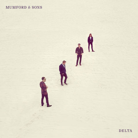 Mumford and Sons: Delta Vinyl LP