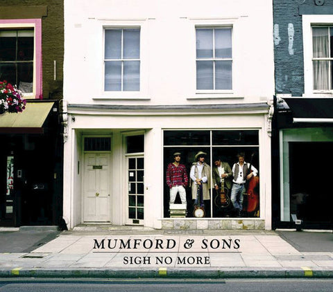 Mumford & Sons: Sigh No More CD
