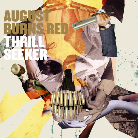 August Burns Red: Thrill Seeker CD