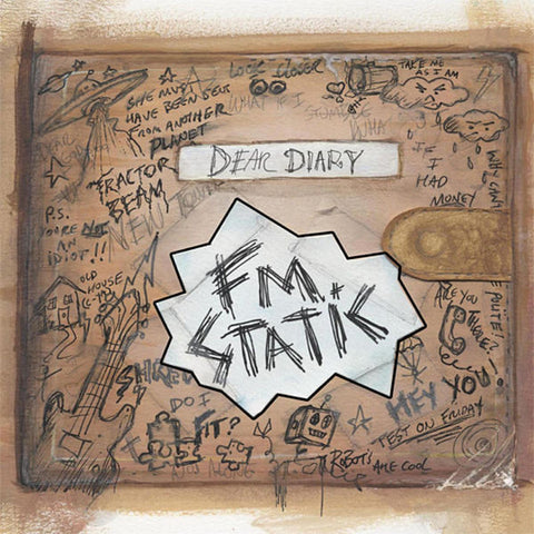 FM Static: Dear Diary CD
