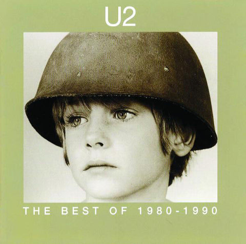 U2: The Best of 1980 - 1990 CD