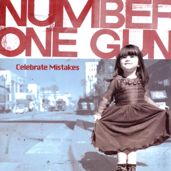 Number One Gun: Celebrate Mistakes CD