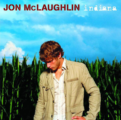 Jon McLaughlin: Indiana CD